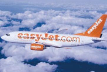 EasyJet, tra Cagliari e Milano quattro voli settimanali