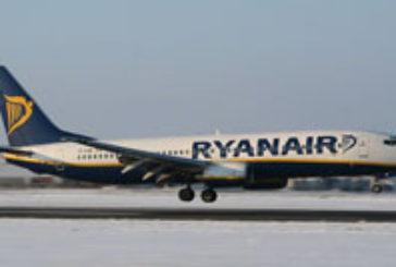 Lamezia-Orio la tratta interna Ryanair più venduta