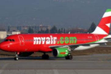 Myair.com lancia volo charter da Rimini a Lampedusa