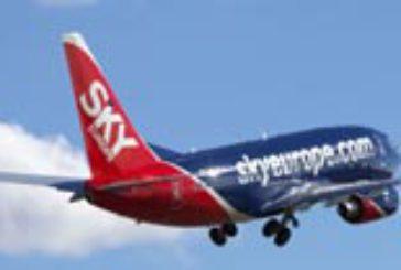 Skyeurope vola da Praga e Budapest a Trieste