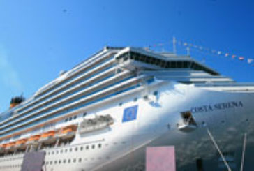 Crotone si candida ad accogliere le navi da crociera