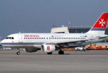 A maggio Air Malta volerà da Torino a Reggio Calabria