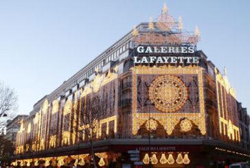 Parigi, i topi invadono le Galeries Lafayette