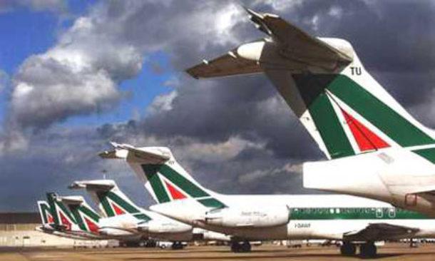 Sciopero Alitalia 23 febbraio 2017: oltre il 60% di voli cancellati