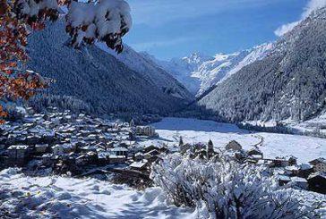 Bianco Natale nella Valle di Cogne