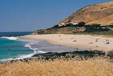 Carrickalinga spiaggia più bella di Adelaide per Lonely Planet