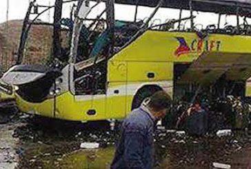Egitto, bomba su bus di turisti sudcoreani sul Mar Rosso