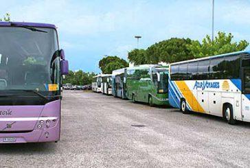 Tassa bus turistici, proteste dei commercianti a Pompei