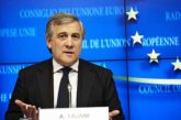 Tajani: serve strategia Ue per colmare il gap dell'insularità