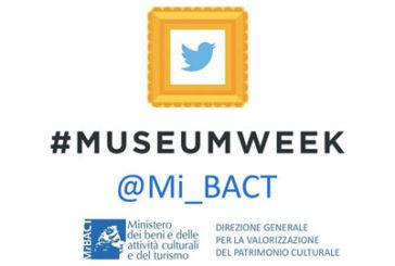 La settimana dei musei europei è su Twitter