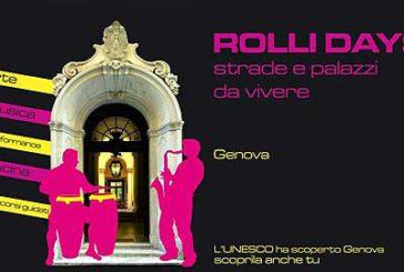 Rolli Days, alla scoperta di 21 palazzi Unesco di Genova