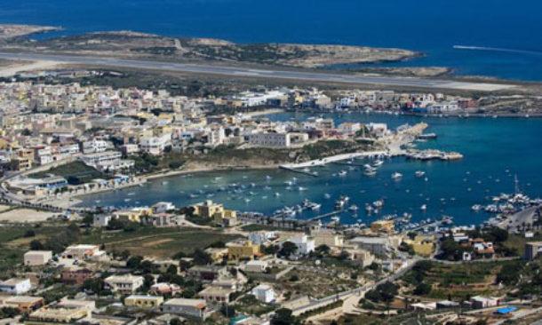New Livingston e Sogni Nel Blu volano ancora su Lampedusa ...