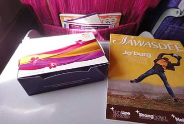 Thai Airways lancia app della  rivista Sawasdee