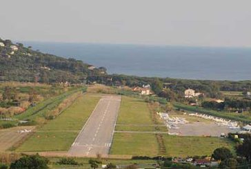 Aeroporto Elba, in arrivo 1,2 mln per sicurezza e attività di terra
