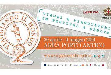 Viaggiandoilmondo, a Genova la 2^ edizione