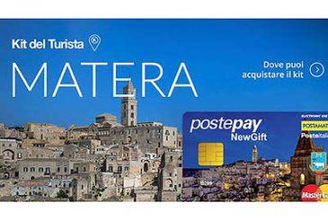 Poste Italiane sceglie Matera per il lancio del 'Kit del Turista'