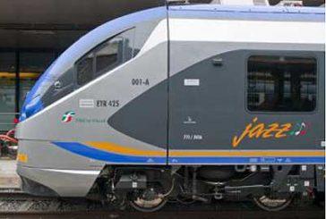 Fs, consegnato a Perugia il nuovo treno 'Jazz'