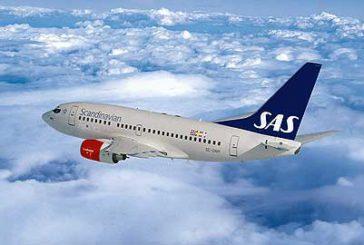Sas, in estate 2 nuovi voli dalla Sardegna per la Scandinavia