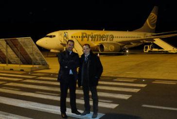 A Comiso al via la stagione dei charter dalla Svezia di Tour Plus