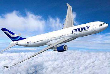 Finnair riapre la rotta estiva verso Canton