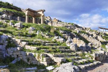 Rischio caduta massi, chiuso l'accesso al Parco archeologico di Solunto