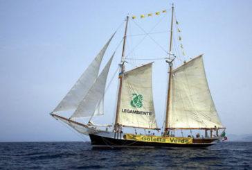 Goletta Verde a Brancaleone per promuovere turismo sostenibile