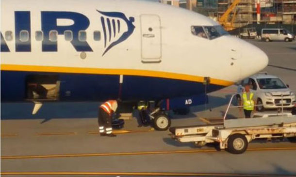 Ryanair: nuove regole per i bagagi a mano anche a Pisa