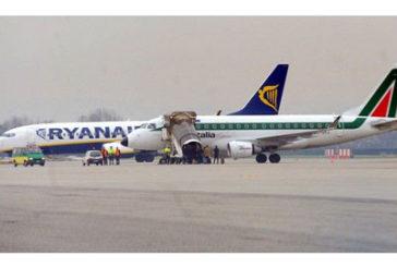 Ryanair resta prima compagnia: cresce il peso delle low cost in Italia