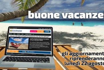 Buone vacanze da travelnostop.com