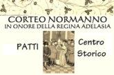 Patti ricorda Adelasia con corteo normanno e mostra ad hoc