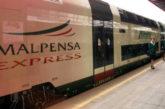 Cresce il Malpensa Express, in primi mesi 2017 pax a + 30%