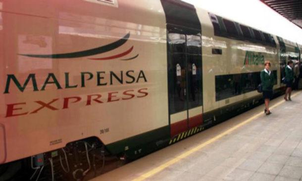 Cresce il malpensa express in primi mesi 2017 pax a 30 - Porta garibaldi malpensa terminal 2 ...