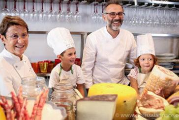A Modena i piccoli stanno dietro i fornelli con 'Cuochi per un Giorno'