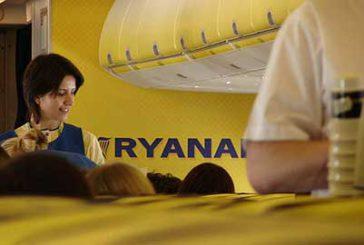 Ryanair, da Roma Ciampino a Crotone a soli 9.99 euro