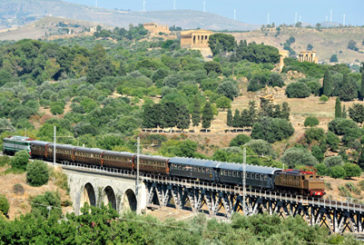 Ferrovia dei templi aperta ai turisti con una corsa a settimana