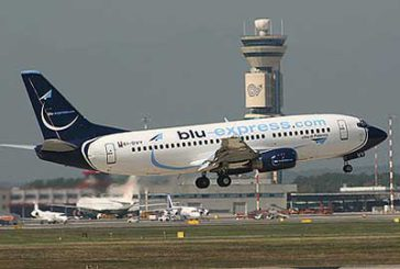 Blu-express, da domenica volo inaugurale Genova-Tirana