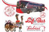 Labisi teatralizza il bus: invito gratis per i nostri lettori