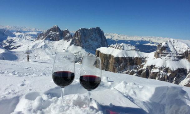 Top Wine Al Sass Pordoi In Val Di Fassa Travelnostop