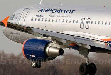 Ancora guai per Aeroflot, Superjet 100 torna a Mosca per guasto