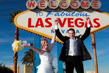 Las Vegas rimane la migliore meta in Usa per i matrimoni