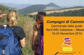 A piedi per 8 giorni sui Peloritani con la Compagnia dei Cammini
