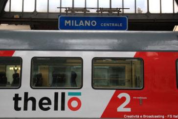 Trenitalia: concluso restyling per i treni notte di Thello diretti in Francia