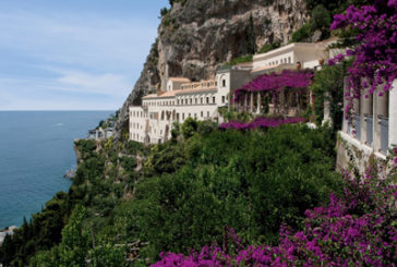 NH Collection Grand Hotel Convento Amalfi tra i piú belli d'Italia per Condè Nast Traveler