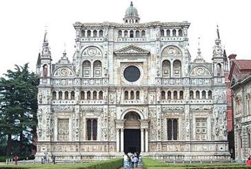 Pavia, da Sblocca Italia un po' d'ossigeno per la Certosa