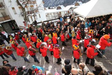 A Courmayeur un Carnevale a misura dei più piccoli