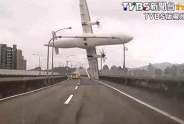 Incidente aereo in Taiwan, l'errore fu dei piloti