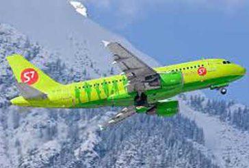 S7 Airlines raddoppia i voli da Bari per Mosca con un nuovo volo settimanale