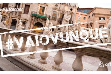 A Palermo fa tappa vaiovunque di Skyscanner e Airbnb