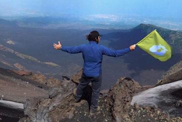 Pecora Verde usa i social network per promuovere tour sui vulcani siciliani