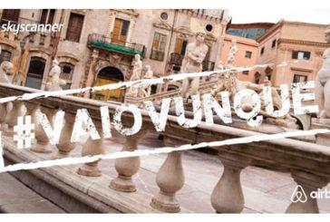 Palermo e Mondello in ultimo video vaiovunque di Skyscanner e Airbnb